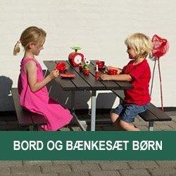 Bord og Bænkesæt Børn
