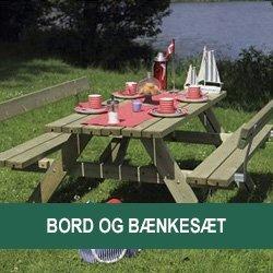 Bord og Bænkesæt