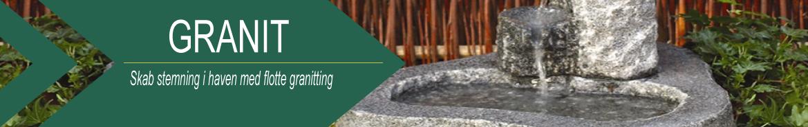 Granit Vandsten