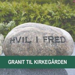 Granit Kirkegården