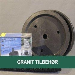 Granit tilbehør