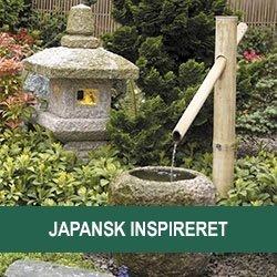 Japansk inspireret