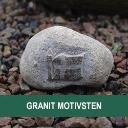 Granit Motivsten