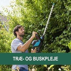 Træ-& Buskpleje